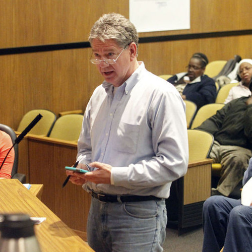 Kirk Clyatt - Charlottesville City Council - 3 16 15