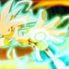 [Sonic The Hedgehog] Super Sonic Racing - Silver Version