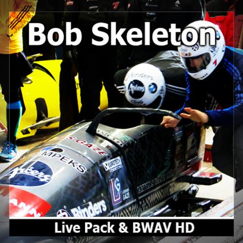 Bob Skeleton HD sound library