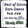 VA - Best Of Disco Euro Dance Vol. 019 (SET Mix By SWEB)