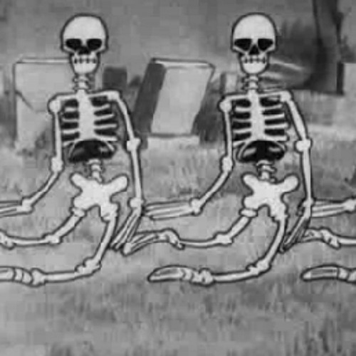 Spooky Scary Skeletons