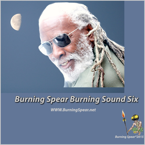 Burning Spear Burning Sound Six
