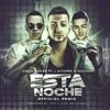 Esta Noche (Remix) - Justin Quiles Ft. J Alvarez Y Maluma (Original) (Video Music) REGGAETON 2014 Portada del disco