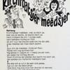 Nico Ploum: Kirchroatsjer Meedsjer; Vuur Kichroa Zinge