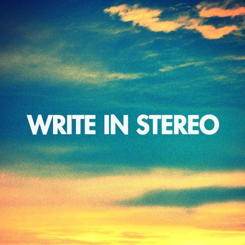 Write In Stereo - Moby