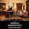 Chilly Gonzales - Advantage Points Featuring Kaiser Quartett (LIVE)