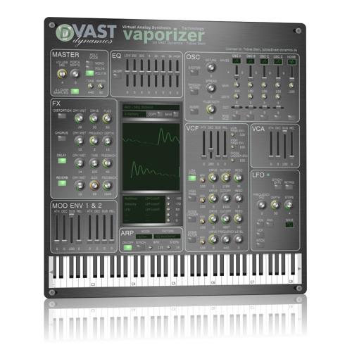 VASTvaporizer Demo Tracks