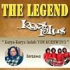 T-Koes live acoustic at Radio Sonora FM covering Aku Cinta Padamu by Koes Plus (03/23/2015)