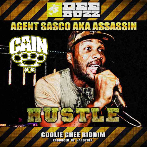 HU$TLE - (CAIN.1 JUNGLE REMIX) - AGENT SASCO V1