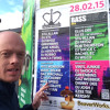 Mike Speed | Rejuvenation WER3 Leeds 280215 | Trance Lounge | 0100-0200 | Oldskool Vinyl Trance Set