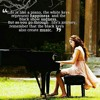 Piano cover-love story