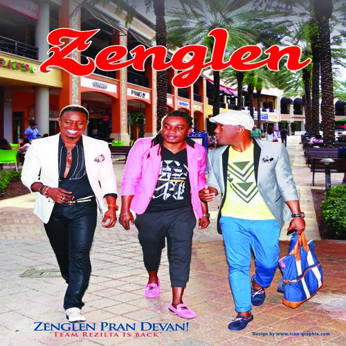 "Zenglen new single ""Bird Of Paradise"" Feat. Klemay 2015"
