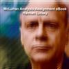 McLuhan Analysis Assignment eBook