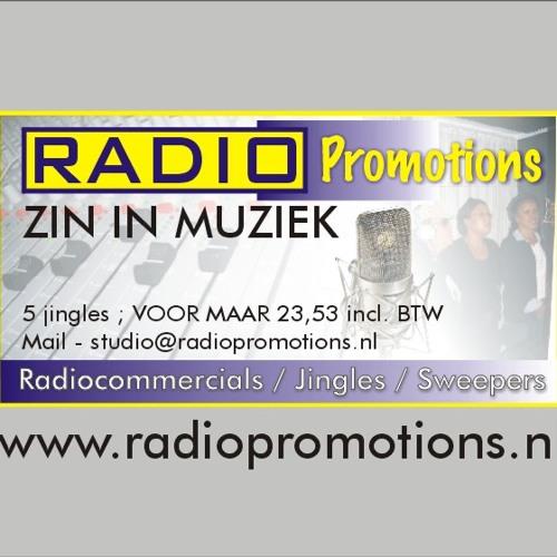 Demo ZIN IN MUZIEK RadioPromotions Maart 2015