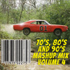 Best 80s 90s and 70s Mashup Mix Vol. 4 (Sting, Twisted Sister, Beck, Robert Palmer & more!)