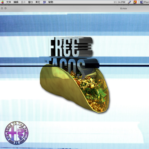 Welcome To The Family - FREE TACOS.