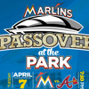 Jeffrey Greenberg Talks About Passover At Marlins Park