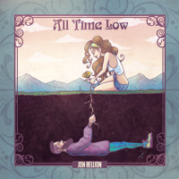 Jon Bellion All Time Low Artwork