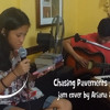Adele- Chasing Pavements Impromptu Cover feat. Ariana Christy Espenida (Live; 2013)