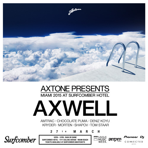 Axwell - I Found You (2008 Premode)