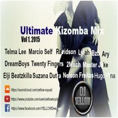 Dj Yellow - Ultimate Kizomba Mix 2015 Vol.1 Free Download