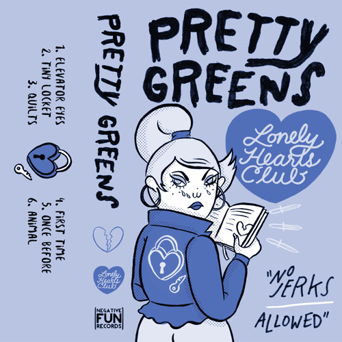 "The Pretty Greens - Lonely Hearts Club ""No Jerks Allowed"""