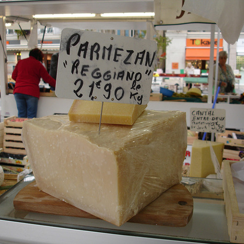 The struggle of Parmigiano-Reggiano in modern day Italy