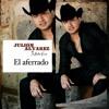JULION ALVAREZ MEGAMIX CD EL AFERRADO 2015 Portada del disco