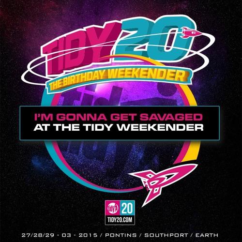 Tony De Vit - Stimulant DJs - Tidy Trax Sound E.P