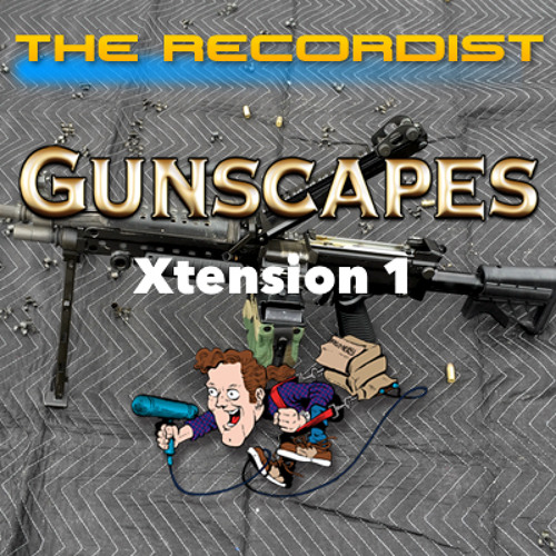 Gunscapes HD Pro SFX Library