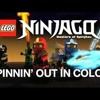 LEGO NINJAGO Spinning Out In Color Official Video By The Fold