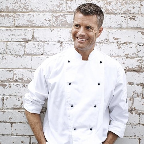 Chef Pete Evans - Special Guest on Episode 16 of Under The Bar Podcast