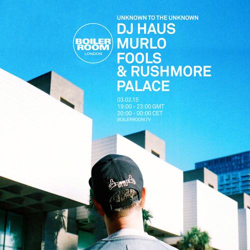 DJ Haus Boiler Room London DJ Set by BOILER ROOM | Free Listening on ...