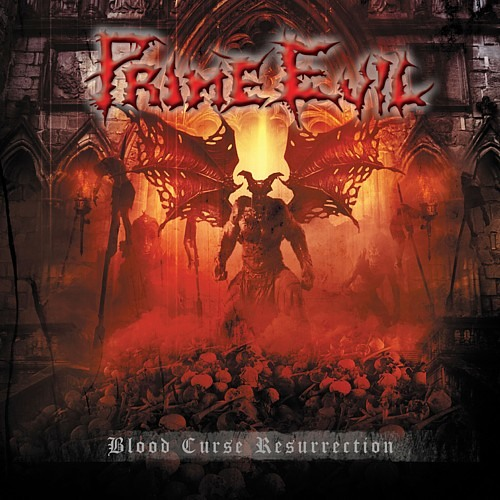 "PRIME EVIL ""Plague of Humanity"""