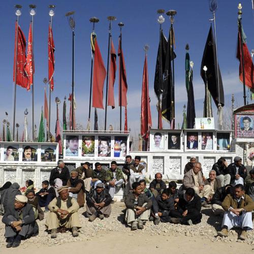 Sunni Shia Tensions In Pakistan