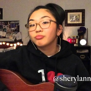 Not For Long By B.O.B Ft.Trey Songz(Acoustic Cover by Sheryl Ann Padre)MP3