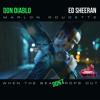 Don Diablo Ed Sheeran - When The Beat Drops Out Vs. Don't (Riccardo Pastorello Mashup)
