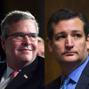 Jeb Bush vs. Ted Cruz: Who Gets the Coveted News With My Dad Endorsement? (March 25, 2015)