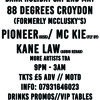 House & Garage Special (Sat 2nd May @ 88 Degrees Croydon)