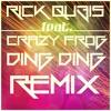 Rick Queis & Crazy Frog - Ding Ding (Remix Edit)
