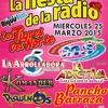 Los Tigres Del Norte & Banda MS & La Trakalosa De MTY - Fiesta De La Radio En Vivo 2015