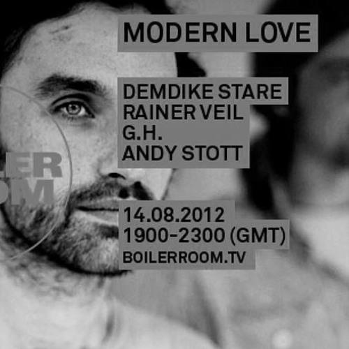 Demdike Stare - (Live Session - Boiler Room - London)