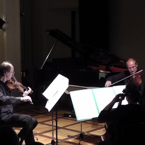 no one both (2013) for violin, viola and cello [HQ audio upload for the video in the description]