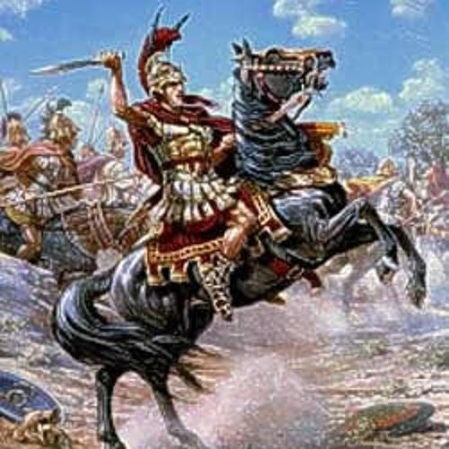Alexander The Great - A ten minute play by James C. Ferguson