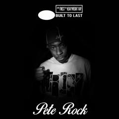 PETE ROCK Built To Last Mix