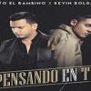 Pensando En Ti - Tito El Bambino Ft Kevin Roldan BassRemix ArcaDj Portada del disco