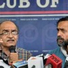Bitter internal battle breaks out in AAP ahead of its crucial National Council meet