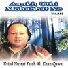Aankh Uthi Remix ( Nursat Fateh Ali Khan )
