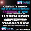 ★ CELEBRITY RAVEN's ★ Top Premier Slowjam Show Recorded Live On Mysticradiolive.net Thurs 26th March
