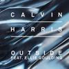 Calvin Harris feat. Elle Goulding - Outside (JustSamm Remix)